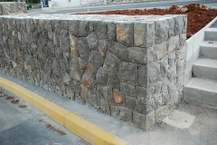 gotovi elementi kamenog zida