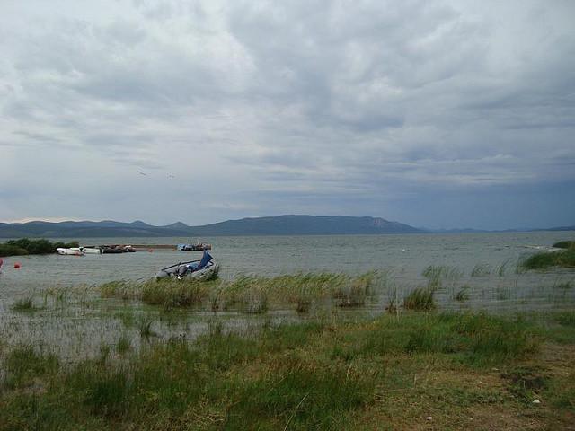 Der Vransko See