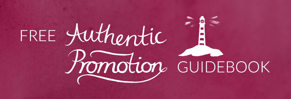 Free Authentic Promotion Guidebook