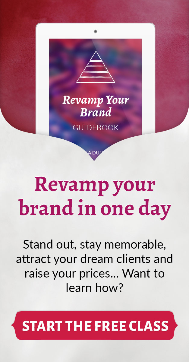 Revamp Your Brand In One Day