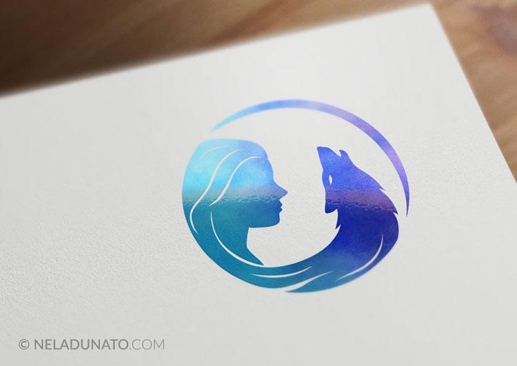 Logo design for a premium brand