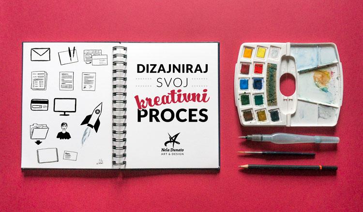 Radionica: Dizajniraj svoj kreativni proces