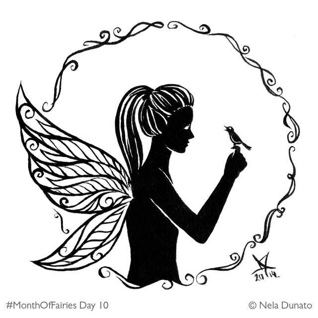 Month Of Fairies Day 10