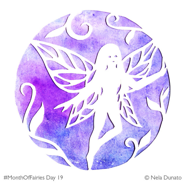 Month Of Fairies Day 19