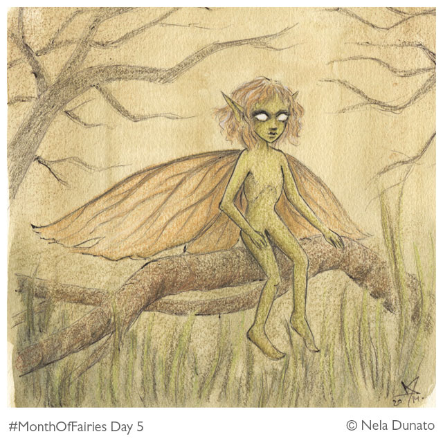 Month Of Fairies Day 5