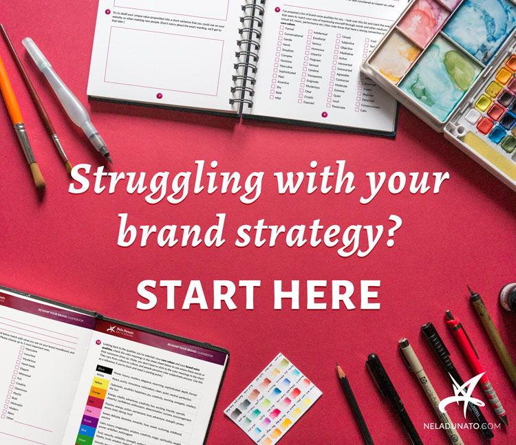 Struggling with your brand strategy? Start here.