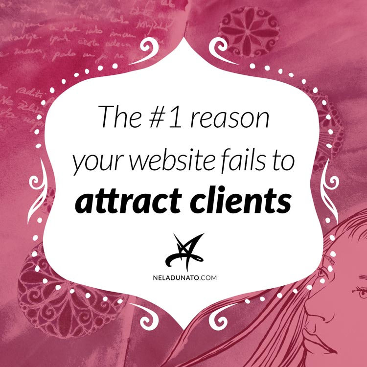 The #1 reason your website fails to attract clients (and how to fix it)